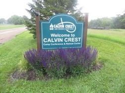 Camp Calvin Crest